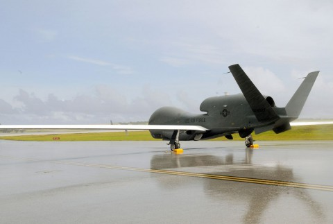 Global Hawk (Foto: US Air Force/ Nichelle Anderson)