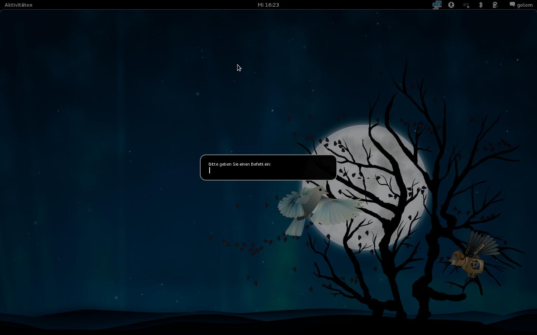Linux-Desktops: Gnome 3 mit Shell und Mutter