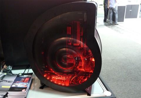 Lian Li PC-U6 Cowry - Seitenansicht (Bild: ck)