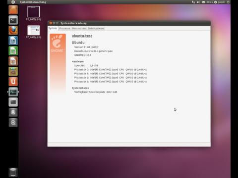 Ubuntu 11.04 Beta