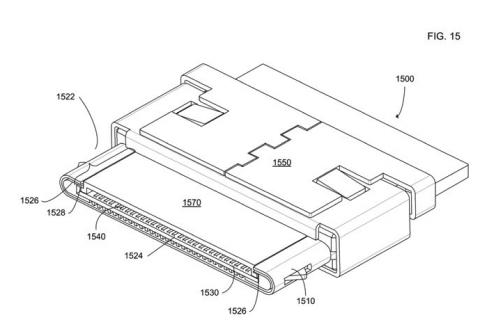 30-Pin-Anschluss des US-Patents 7,918,689