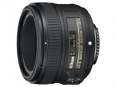 Nikon AF-S Nikkor 50 mm 1:1,8G (Bild: Hersteller)