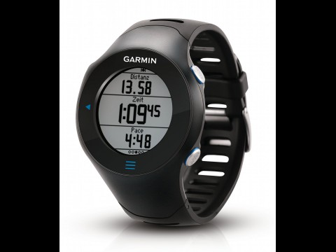 forerunner 610 gps sportuhr mit touchscreen von garmin. Black Bedroom Furniture Sets. Home Design Ideas