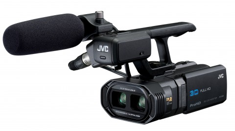 JVC GY-HMZ1U ProHD (Foto: JVC)