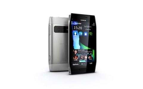 Nokia X7 mit Symbian Anna