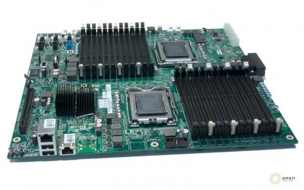 Open Compute Projekt: AMD-Mainboard