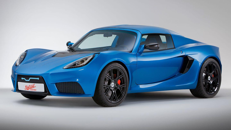 Detroit Electric SP01: Neuer Elektrosportwagen unter US-Traditionsmarke - Der Elektromotor hat eine Leistung von 150 kW. (Bild: Detroit Electric)