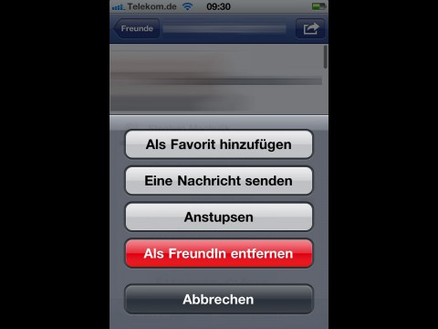 Iphone Bereinigen App