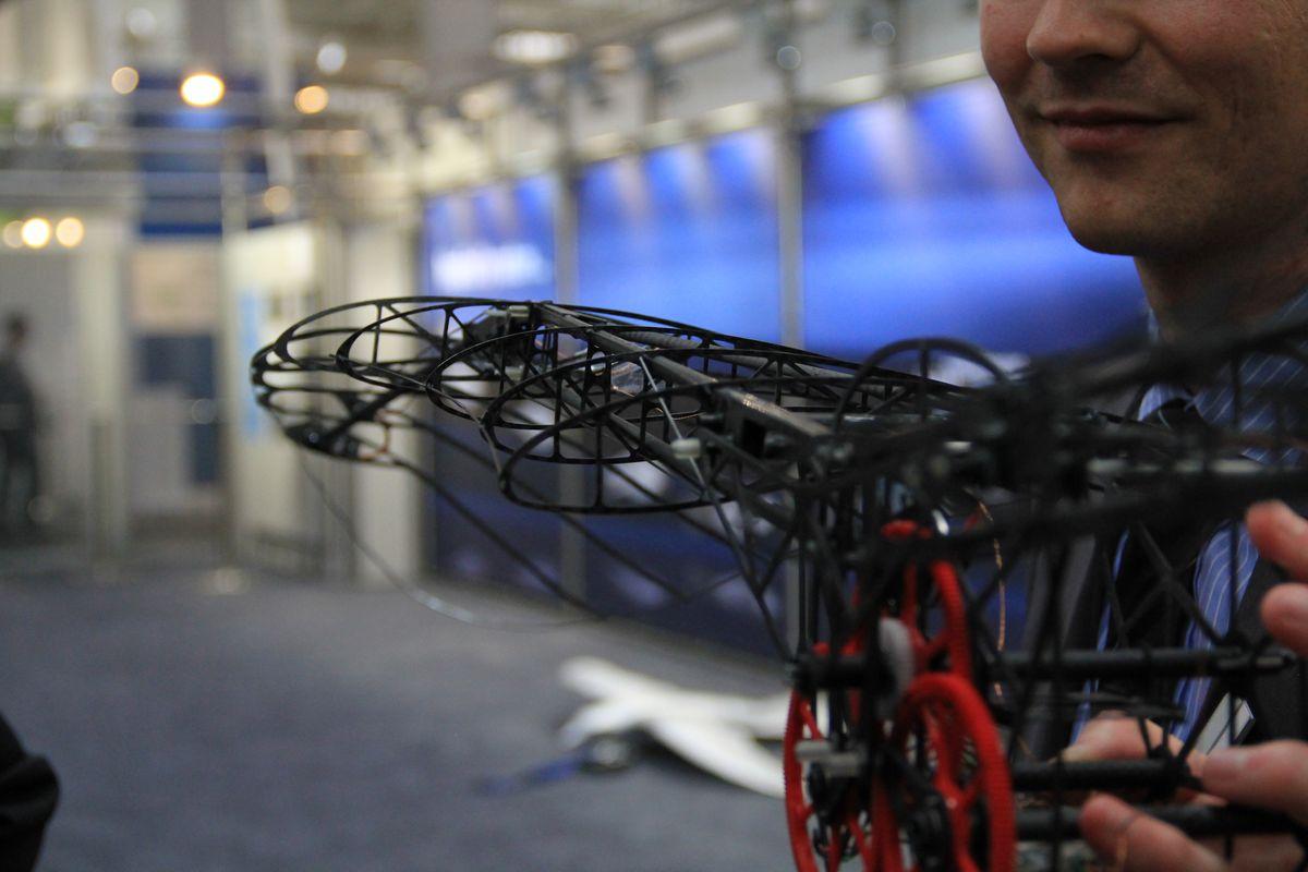 Smart Bird: Bionik erzeugt Aufmerksamkeit -