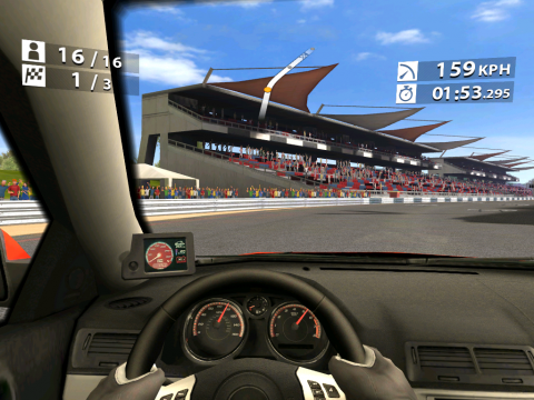 Real Racing 2 HD (iPad 2)