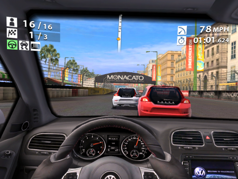 Real Racing 2 HD (iPad 1)