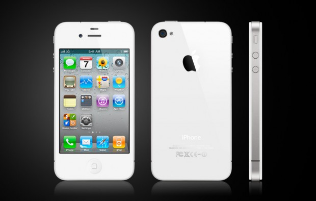 iPhone 4 in Weiß