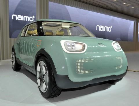 Naimo von Kia Motors... (Bild: Kia)