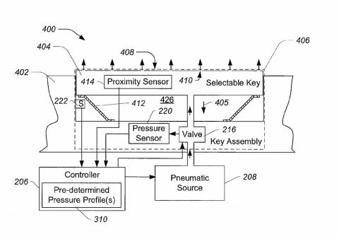 Apple-Patentantrag 20110107958 (Bild: US-Patentamt)