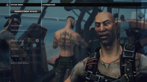 Die Hintergrundgeschichte wird in kurzen Sequenzen vor den Missionen erzählt.