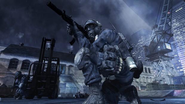 Modern Warfare 3: unterwegs in London