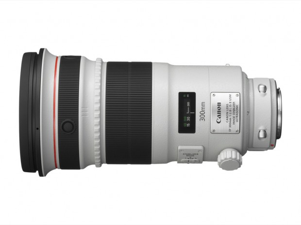 Canon EF 300mm f2.8 L IS II USM (Bild: Canon)