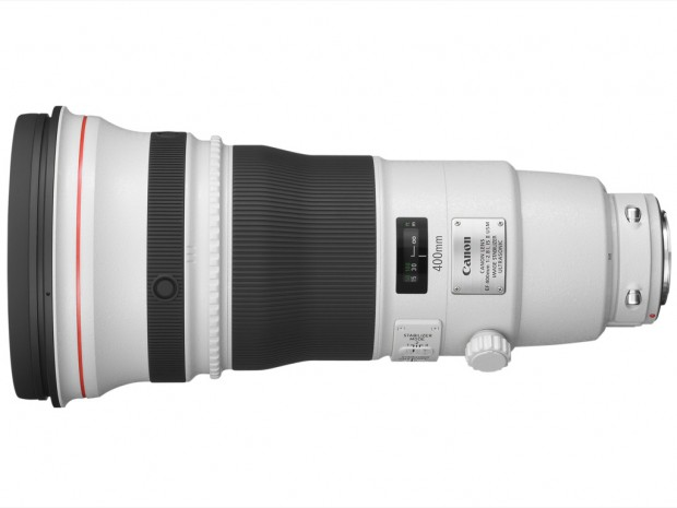 Canon EF 400mm f2.8 L IS II USM (Bild: Canon)