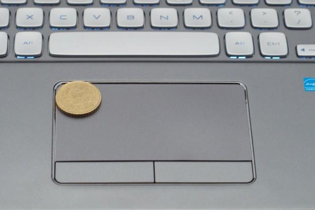 Touchpad von Cypress
