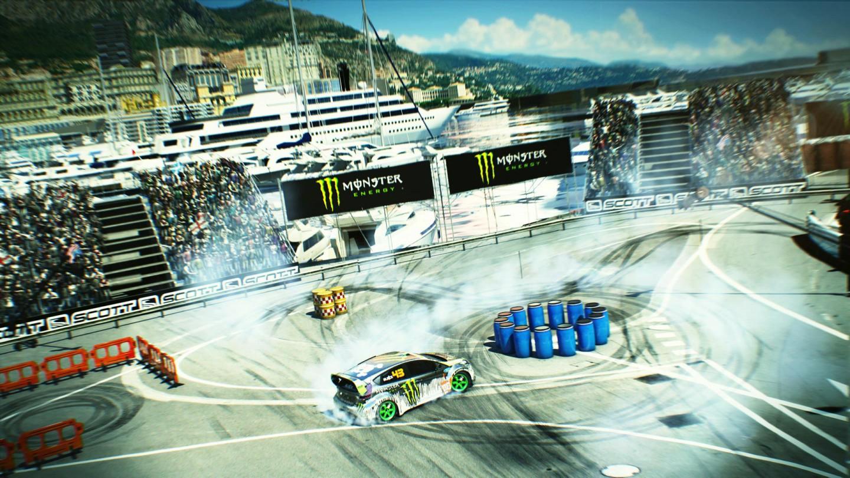Spieletest Dirt 3: Rallye-Raserei mit Stunts und Action - Dirt 3 (Bilder: Codemasters)