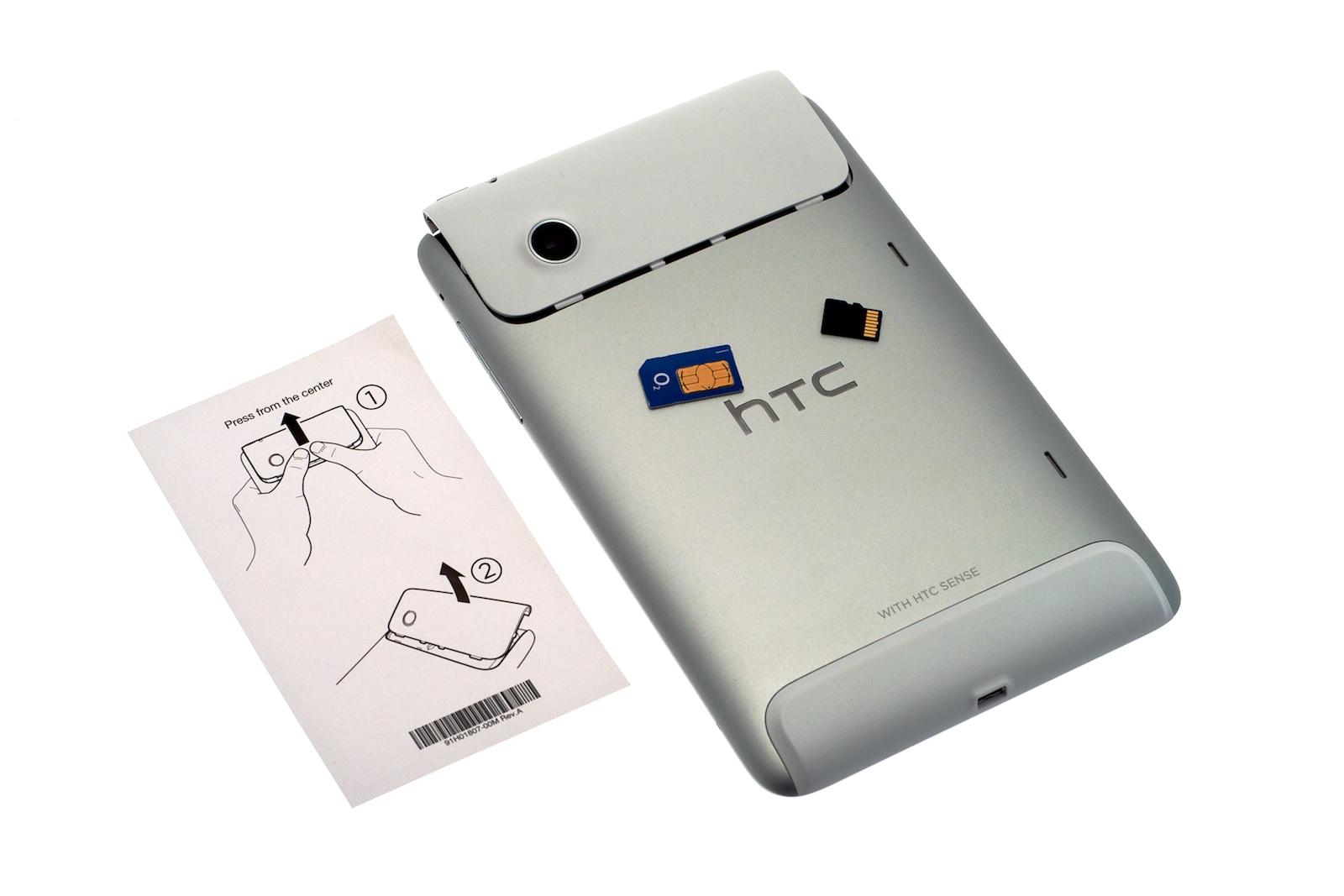 HTC Flyer im Test: Gelungenes Android-Tablet mit eigener Handschrift -