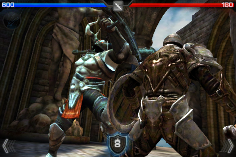 Infinity Blade Arena