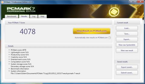 Core i7-975 mit 6 GByte, Radeon HD 6990, Intel-SSD X-25M G1