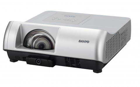 Sanyo PLC-WL2503 (Bild: Sanyo)
