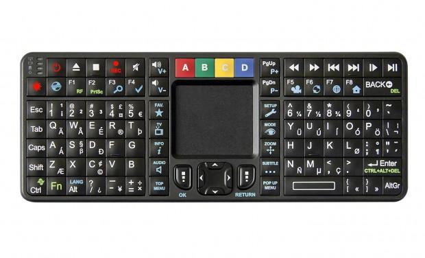 Dune HD Qwerty - kleine Tastatur fürs Sofa (Bild: Dune)