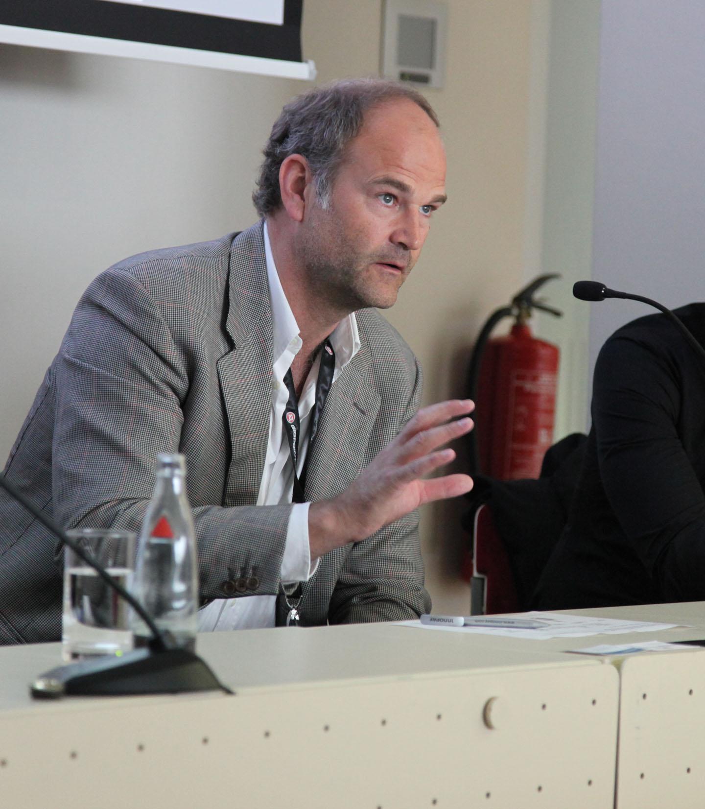 """Spielebranche: Konsolen in der Krise? - Markus Wiedemann: """"Sony sollte keinen neuen Handheld mehr herstellen."""" (Foto: mw)"""