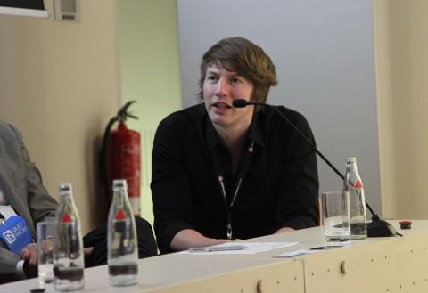 """Timo Ullmann: """"Es sind die Geschäftsmodelle, die eine Krise haben."""" (Foto: mw)"""