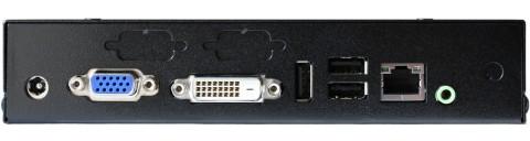 Die Rückseite des Linutop4-Mini-PCs