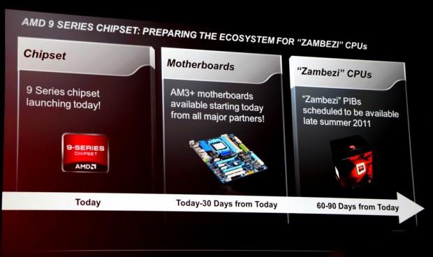 AMD bestätigt: Zambezi kommt später