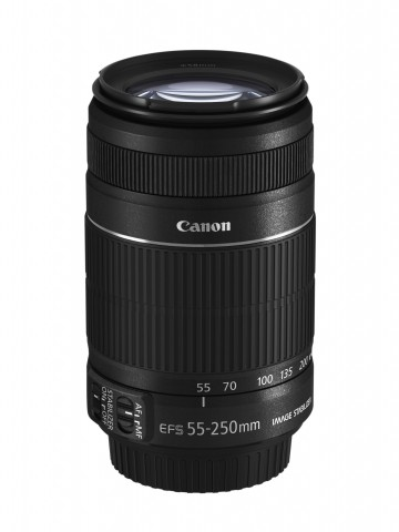 Canon EF-S 55-250 mm 1:4-5,6 IS II (Bild: Canon)