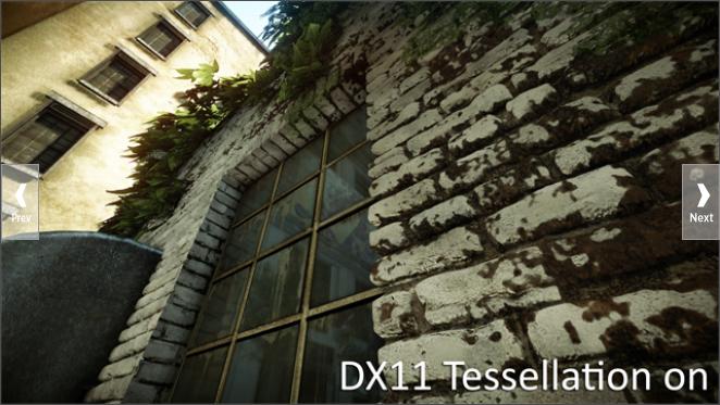 Crysis 2: Leak gewährt erste Blicke auf DirectX-11-Version - Crysis 2 mit Tessellation