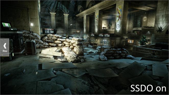 Crysis 2: Leak gewährt erste Blicke auf DirectX-11-Version - Crysis 2 mit Screen Space Directional Occlusion