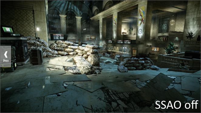 Crysis 2: Leak gewährt erste Blicke auf DirectX-11-Version - Crysis 2 ohne Screen Space Directional Occlusion