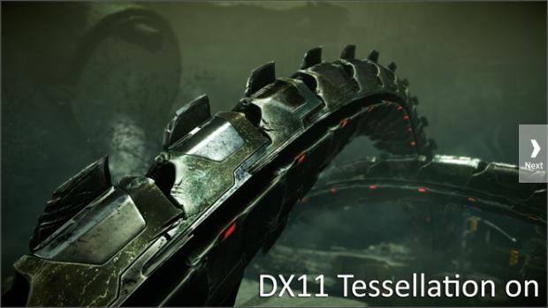 Crysis 2 mit Tessellation