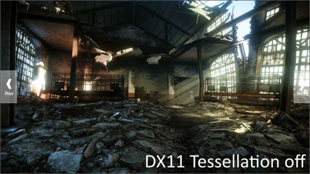 Crysis 2 ohne Tessellation