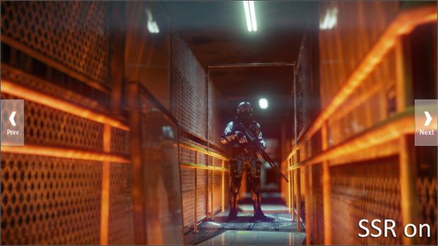 Crysis 2 mit Echtzeit-Reflexionen