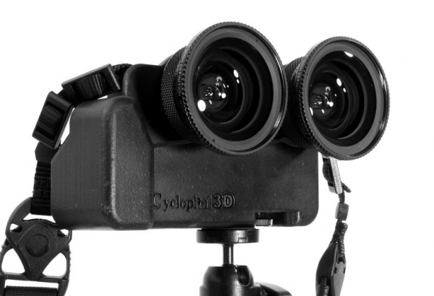 Cyclopital3D - Objektivadapter (Foto: Cyclopital3D)