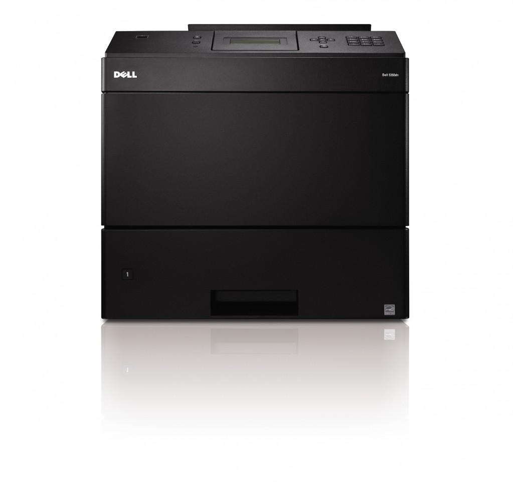 Schnelle mono laserdrucker für unternehmen dell 5350dn bild dell