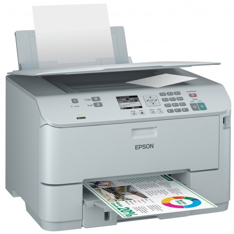 Epson Workforce Pro WP 4515 DN (Bild: Epson)