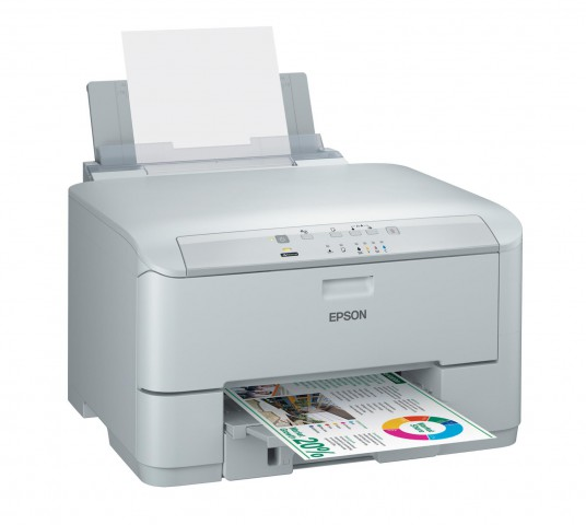 Epson Workforce Pro WP 4015 DN (Bild: Epson)