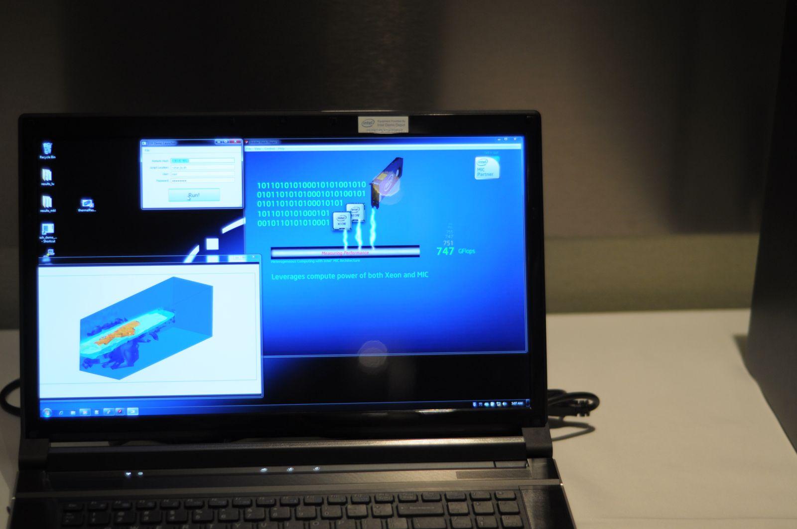 Knights Ferry alias Larrabee: Exaflop-Supercomputer ist bis 2018 möglich -