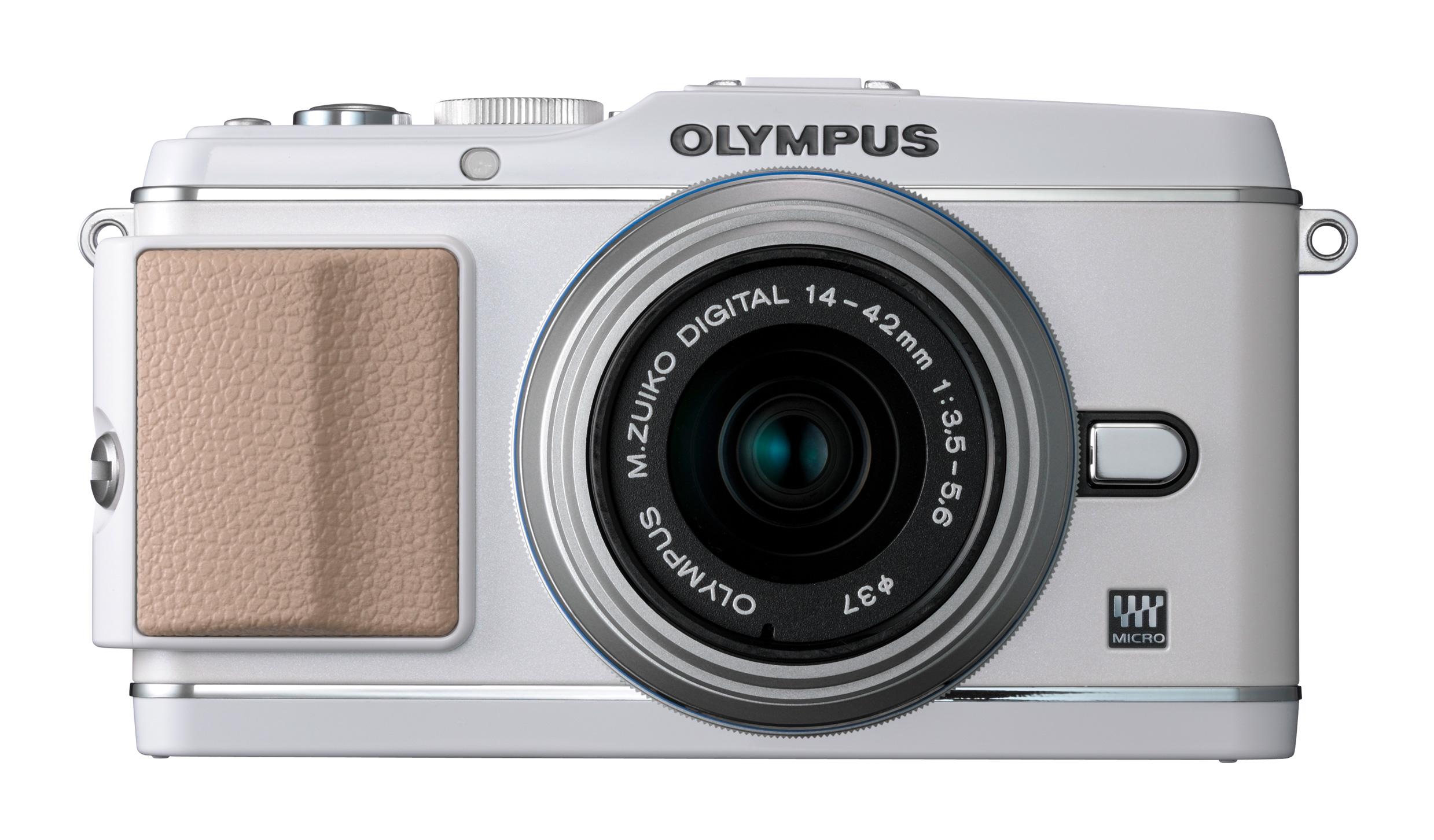 Firmware: Olympus E-P3 benötigt ein Update - Olympus Pen (Bild: Olympus)