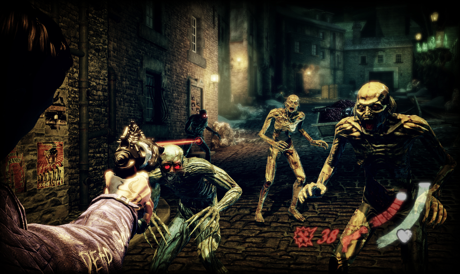 Test Shadows of the Damned: Mit Humor durch die Hölle - Shadows of the Damned