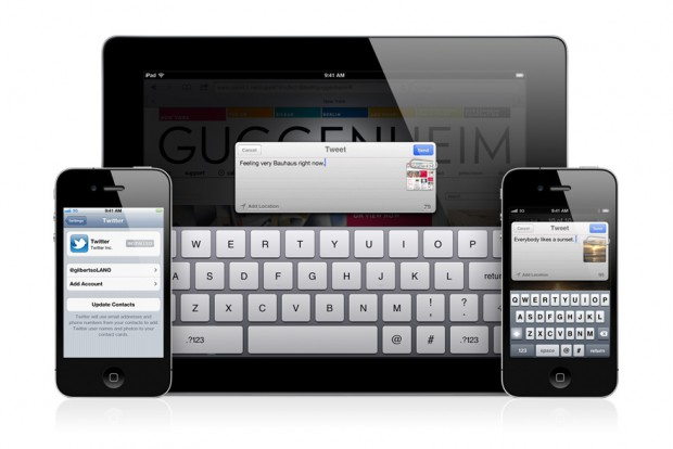 iOS 5: Twitter-Integration