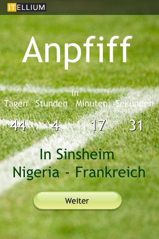 Fußball Kalender 2011