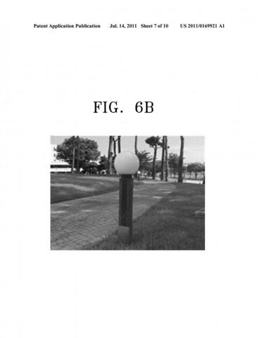 Samsung-Patentantrag 20110169921 - unbehandelte Aufnahme (Bild: US-Patent- und Markenamt)